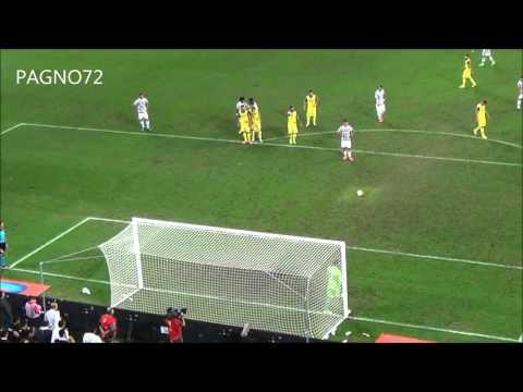 JUVENTUS Vs Chievo  Rigore Dybala 1-1