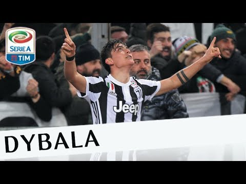 Il gol di Dybala – Lazio – Juventus 0-1 – Giornata 27 – Serie A TIM 2017/18