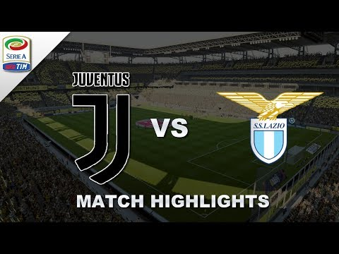 Juventus vs Lazio – Serie A 2018/2019 – 25 August 2018