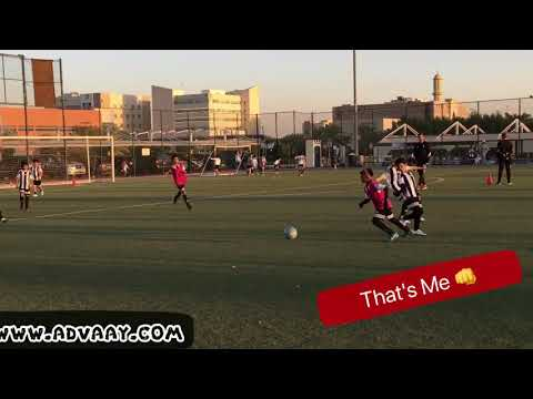 Juventus Kuwait U9 – Advaay Assist and a Goal!!! Getting better every day