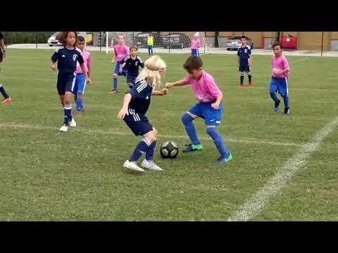 Kraze Krush Juventus u9 vs West Florida Flames Academy Gold u9 / Alliance Cup 2017