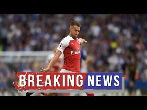 Arsenal fans react to Aaron Ramsey's reported Juventus agreement