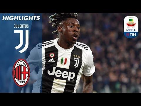 Juventus 2-1 Milan | Kean Strikes Again and Grabs a Late Winner! | Serie A
