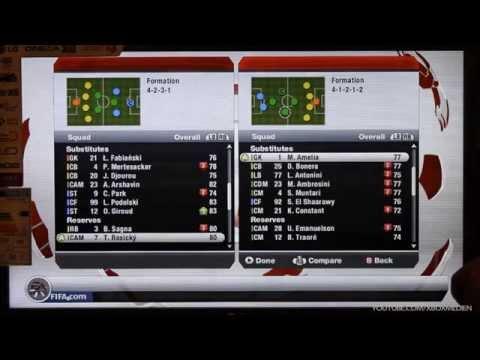 FIFA 13 Official Player Ratings: Ac Milan, Arsenal, Borussia Dortmund, Juventus, Man City (Demo)