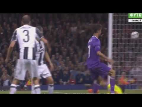 Cristiano Ronaldo Second Goal – Juventus vs Real Madrid 1-3 – Champions League Final 03/06/2017 HD