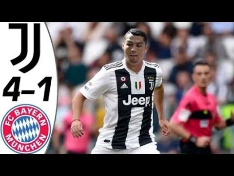 Juventus vs Bayern Munich 4-1 – All Goals & Extended Highlights RÉSUMÉN & GOLES ( Last Matches ) HD