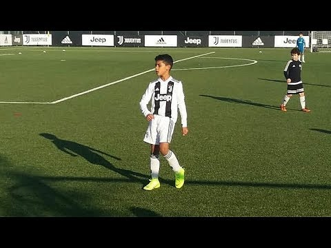 10 Times Cristiano Ronaldo Jr Impressed The World