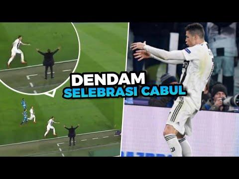 Balas Dendam Ronaldo ke Simone‼️ Jangan Pernah Rendahkan Juve