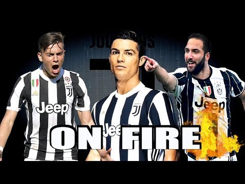 JUVENTUS line-up with CRISTIANO RONALDO #DEAL €105M [Ronaldo To Juventus]