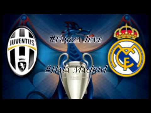 It's time to finish our Story!!  Champions League Final 2016/2017 Juventus vs Real Madrid