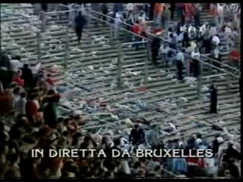 Liverpool – Juventus – Heysel stadium – Finale Coppa dei Campioni 29/05/1985 parte 1