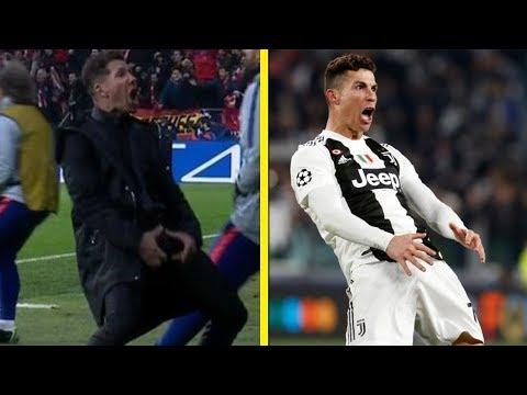 A Vingança de Cristiano Ronaldo – Juventus vs Atlético de Madrid