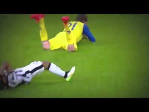 Nicholas Frey infortunio grave in testa: Juventus vs Chievo Verona 2015