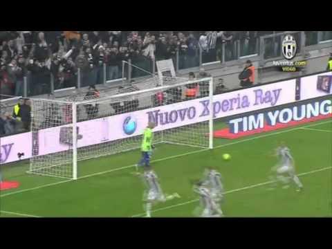 Juventus  the unbeaten 2011-2012 part 2 all goals