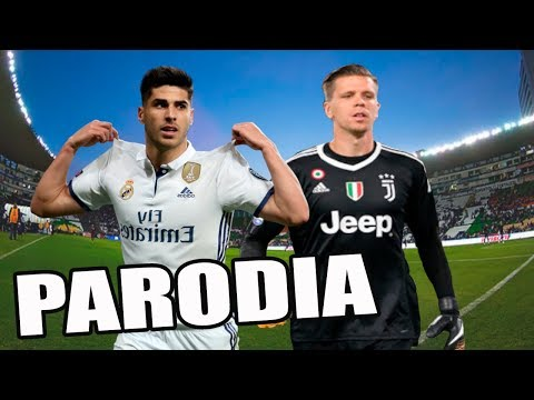 Real Madrid vs Juventus 3-1 Canción (Parodia Becky G, Paulo Londra – Cuando Te Bese)