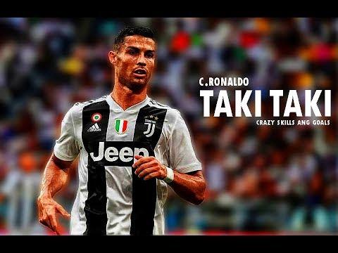 Cristiano Ronaldo ► Taki Taki | Juventus | Skills & Goals ● 2018/2019 HD