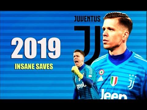 Wojciech Szczęsny 2018/19 – INSANE SAVES 2019 –  Juventus FC – HD