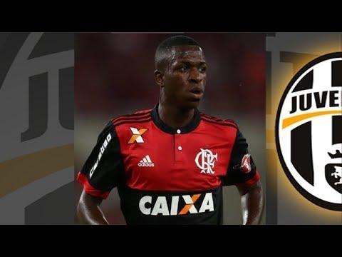 Vinicius Junior – Juve Transfer Target 2017-18 | Goals, Skills, Assists | HD