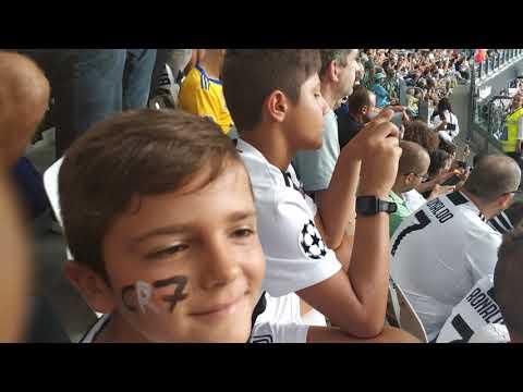 Juventus – Lazio 25/08/2018 Formazioni + Inno