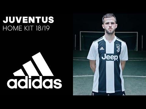 Juventus Home Kit 2018/19