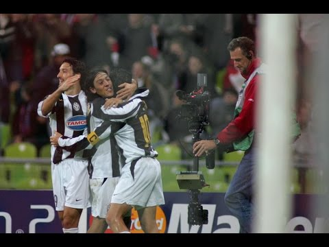 03/11/2004 – Champions League – Bayern Munich-Juventus 0-1