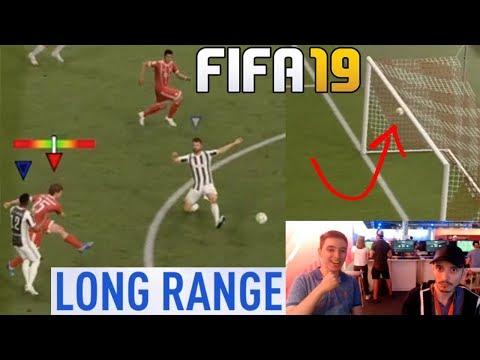 FIFA 19 LONG RANGE – JUVENTUS VS BAYERN MUNCHEN !!!