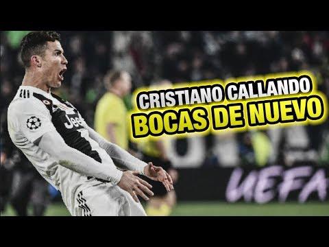 Cristiano Ronaldo es el Dios de las REMONTADAS – Juventus vs Atletico de Madrid 3-0