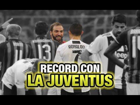 El MEJOR inicio EN LIGA de la Juventus es GRACIAS a Cristiano Ronaldo –  Milan vs Juventus 0-2