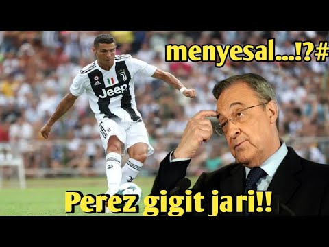 Bikin Perez Gigit Jari! Ronaldo Cetak Gol Cepat Bersama Juventus