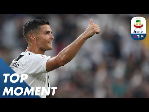 Juve 2-0 Lazio | Ronaldo Denied First Goal | Top Moment | Serie A