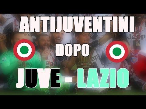 ANTIJUVENTINI dopo JUVENTUS – Lazio 2-0 | FEGATI A PEZZI COME I LEGO!