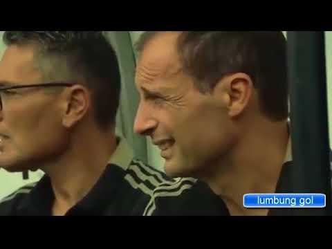 Juventus vs Juventus B Ronaldo Debut