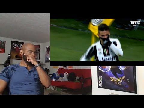 Paulo Dybala The Star Of Juventus 2017 Reaction!