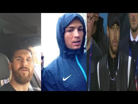Famous players reactions to Ajax knock Juventus out of Champions League