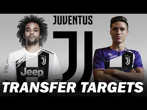 10 Juventus Transfer Summer Targets 2019