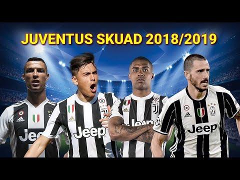 Juventus Skuad Musim 2018/2019