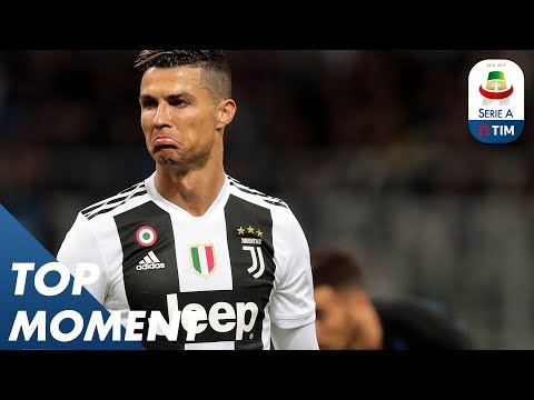 Ronaldo's 600th Career Club Goal! | Inter 1-1 Juventus | Top Moment | Serie A