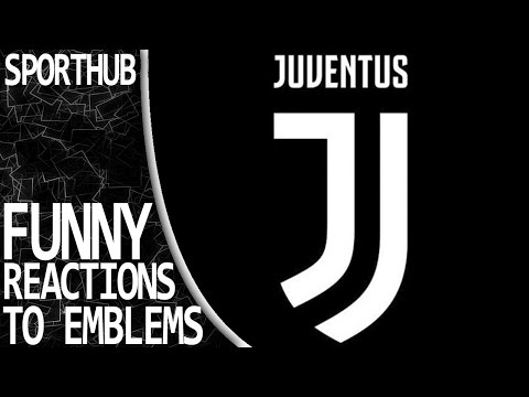 Funny Reaction to New Juventus Logo Change | SportHUB