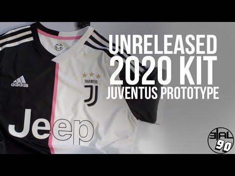 Already leaked?? 2020 Juventus Half & Half Home Kit Leaked – Fake Unboxing