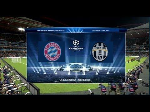 Bayern Munchen vs Juventus 17 Maret 2016 Highlight All Goals Super Big Match