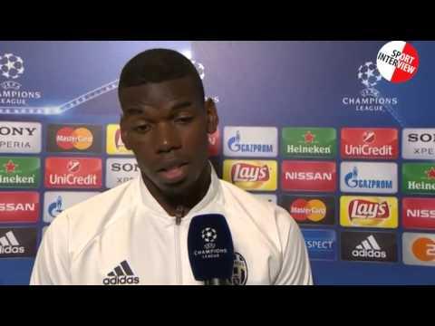 Bayern Munich 4-2 Juventus | Paul Pogba Post-Match Interview | UCL
