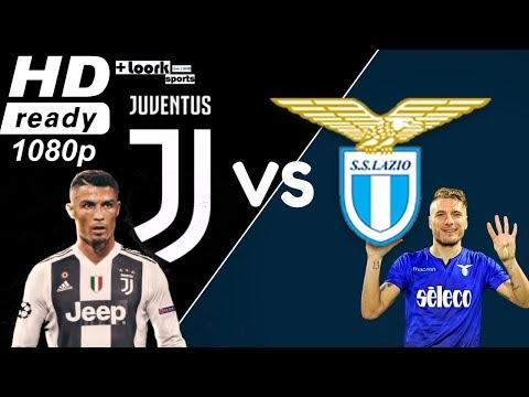 Juventus vs  Lazio – Goals & Highlights – Serie A
