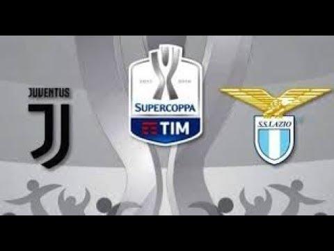 Calcio: Supercoppa Tim 2017: Juventus – Lazio Live