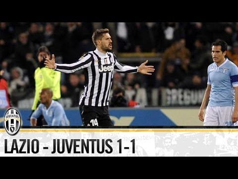 Lazio-Juventus 1-1   25/01/2014  The Highlights