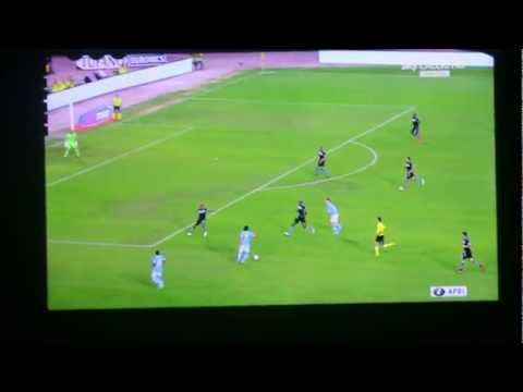 Napoli-Lazio 3-0 HD – Sintesi – All Goals – Highlights – © Serie A 2012-2013