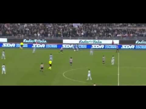 Lazio-Juventus 0-1  – 35° GIORNATA SERIE A 2010/2011 – SKY Highlights (01/05/11)