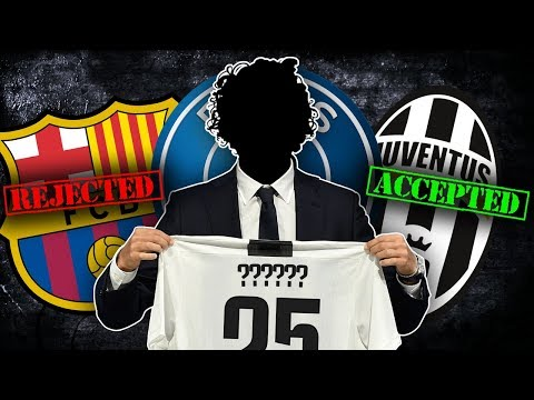 PSG Superstar REJECTS Barcelona For Juventus Move?!  | Transfer Talk
