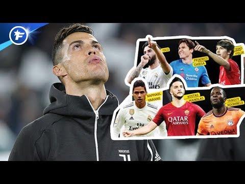 La liste de CR7 pour le mercato de la Juventus | Revue de presse