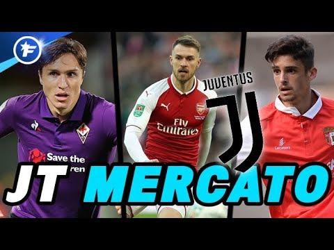 La Juventus lance les hostilités | Journal du Mercato