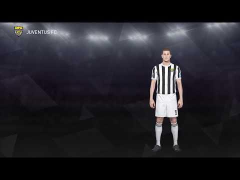 Pes 2018 Juventus FC Uniforme Local